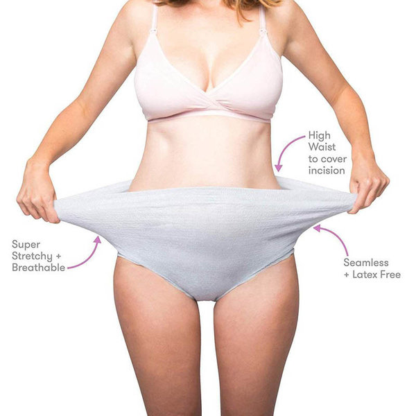View larger image of FridaMom - Disposable C-Section Postpartum Underwear (8 Pack)