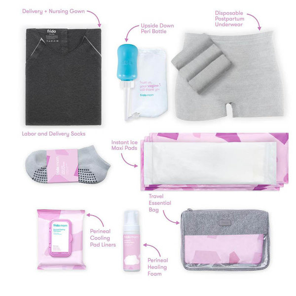View larger image of FridaMom - Labour & Delivery Kit