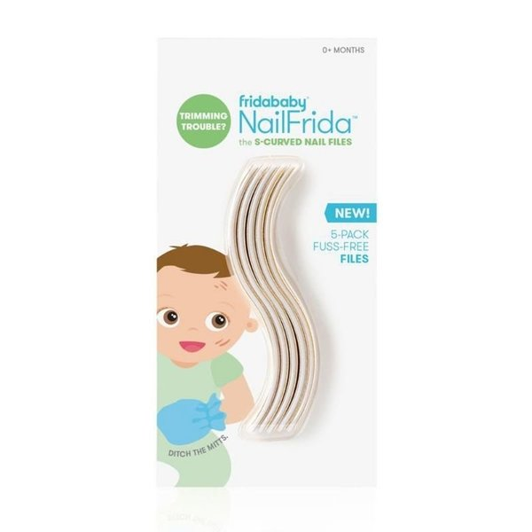 View larger image of The S-Curved Nail Files - 5pk