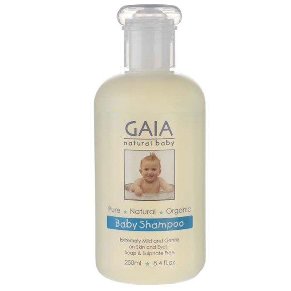 View larger image of Gaia Baby Shampoo 250ml