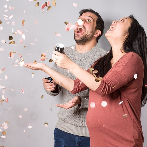 View larger image of Gender Reveal-Confetti Pop