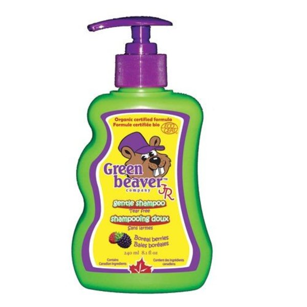 View larger image of Green Beaver Jr Shampoo for toddlers and kids