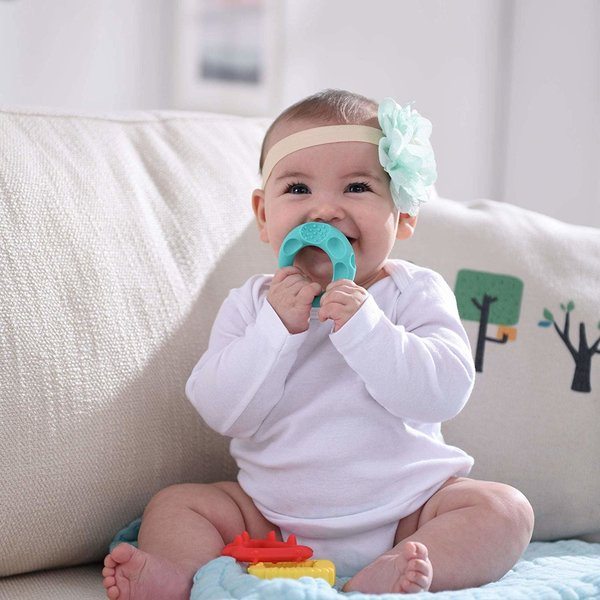 View larger image of Geometry Animal Teethers