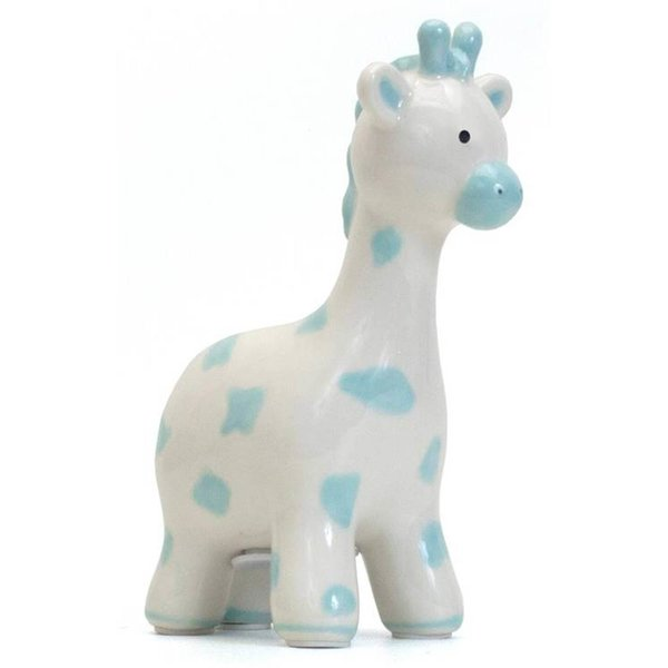 View larger image of Giraffe Bank - Blue Spots - Small