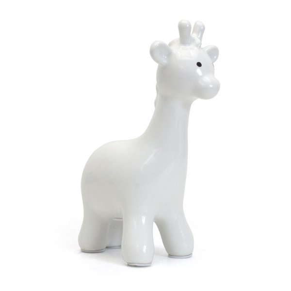 View larger image of Giraffe Bank - White - Small
