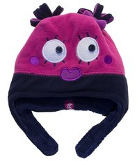 Girl Monster Hat - Fuschia