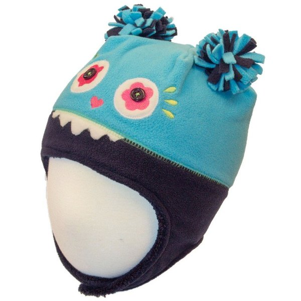 View larger image of Girl Monster Hat S-Blue