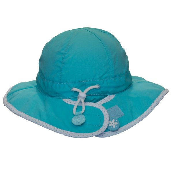 View larger image of Girls Bucket Hat - Aqua