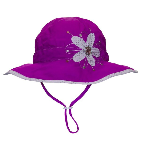 View larger image of Girls Bucket Hat - Orchid