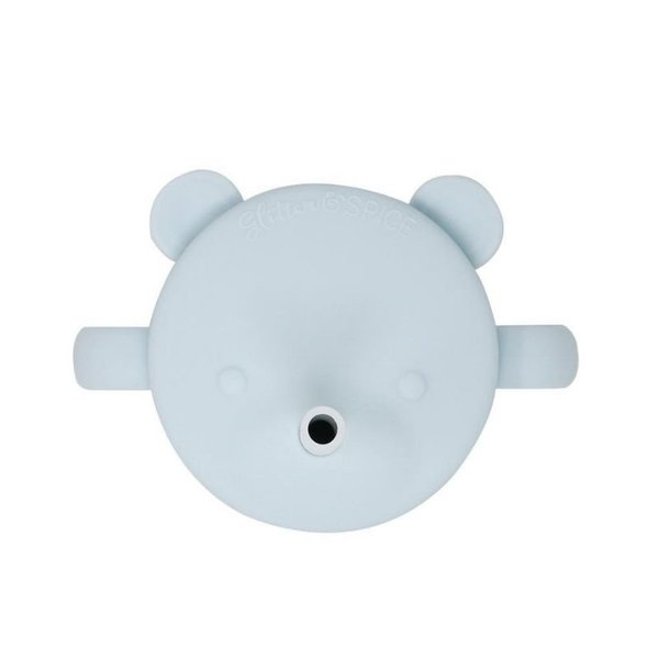 View larger image of Grow With Me Silicone Bear Cup