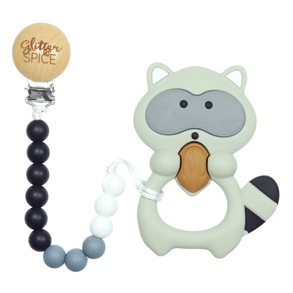 View larger image of Teether-Raccoon