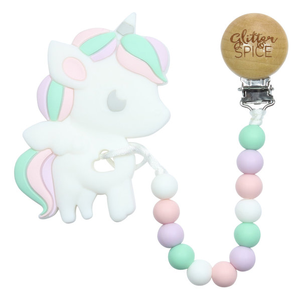 View larger image of Teether-Unicorn