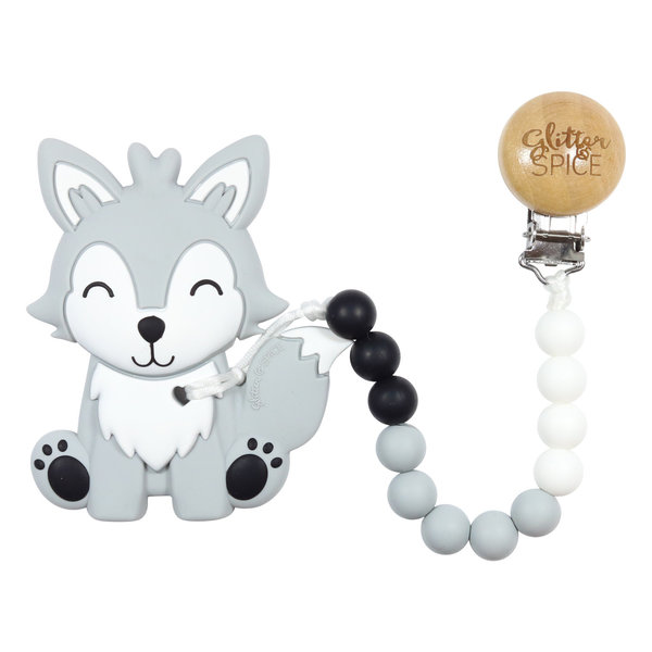 View larger image of Teether-Wolf Pup