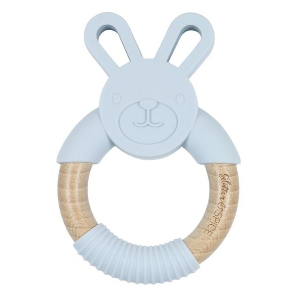 View larger image of Wooden Animal Teether