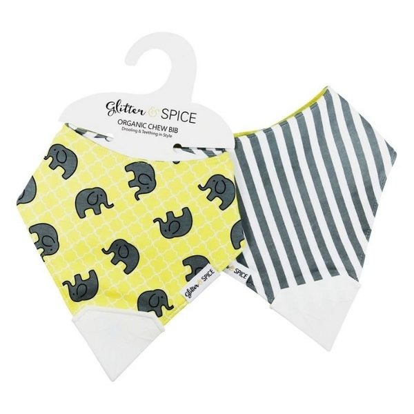 View larger image of Double Sided Chew Bibs