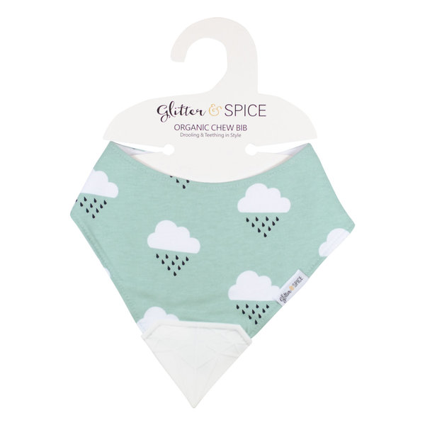 View larger image of Organic Chew & Drool Bib