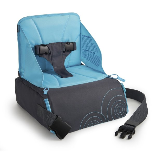 View larger image of Brica GoBoost Travel Booster Seat