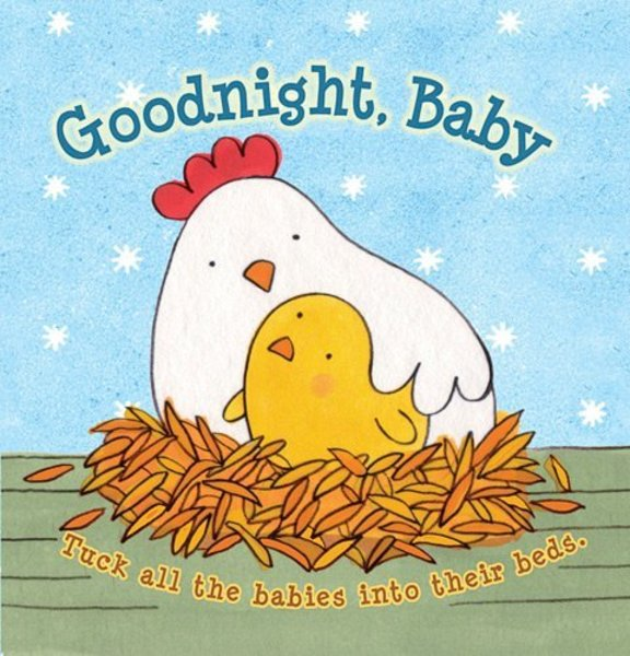 View larger image of Goodnight, Baby Board Book