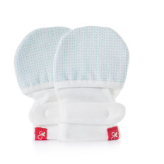 Drops Mitts - Aqua 0-3M