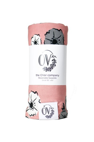 View larger image of Reversible Swaddle - Grace - Small