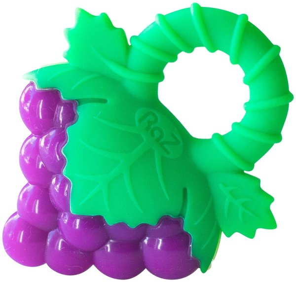 View larger image of RaZ-Grapes Teether
