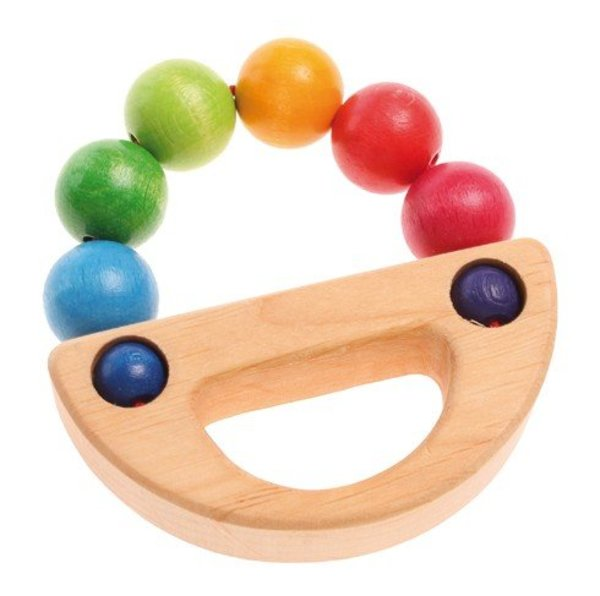 View larger image of Grasping Toy-Rainbow Boat
