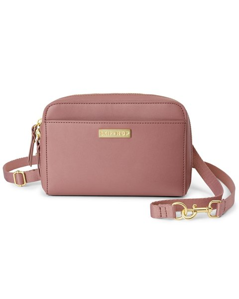 View larger image of Greenwich Convertible Hip Pack - Dusty Rose