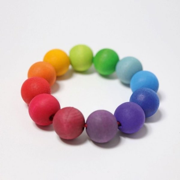 View larger image of Grasping Toy-Bead Ring