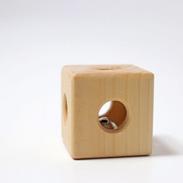 View larger image of Rattle Cube with Bell