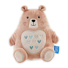 Bennie the Bear Light & Sound Soother
