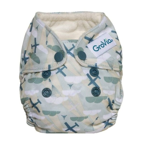 View larger image of Cloth Diaper All In One - Newborn