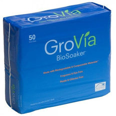 GroVia BioSoaker 50ct