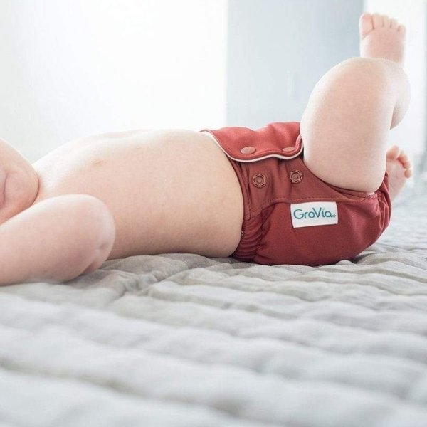 View larger image of Cloth Diaper All in One - OS