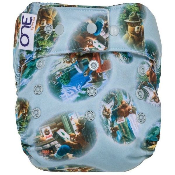View larger image of O.N.E. Cloth Diapers