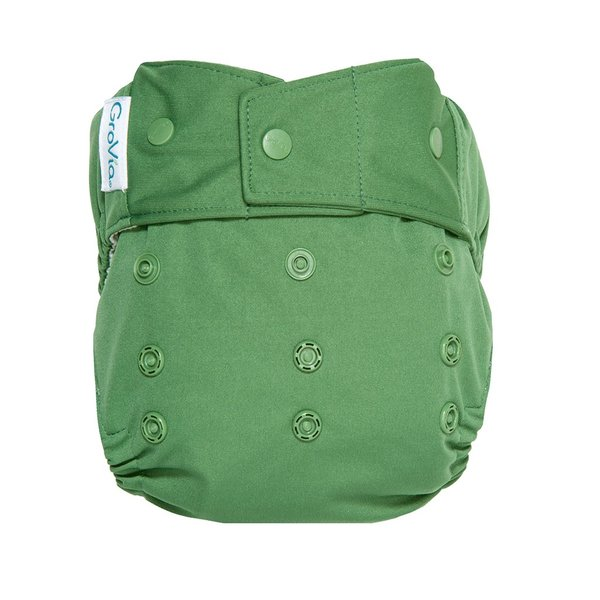 View larger image of SNAP Shell Cloth Diaper Cover