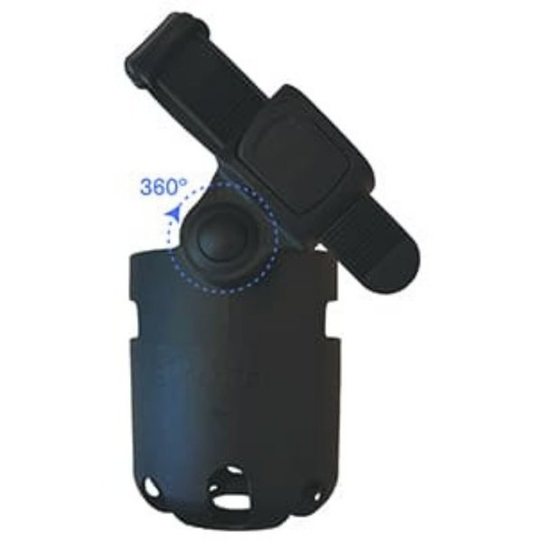 View larger image of Universal Cup Holder Black