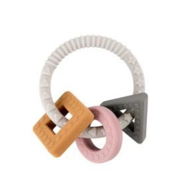 View larger image of Silicone Teething Ring