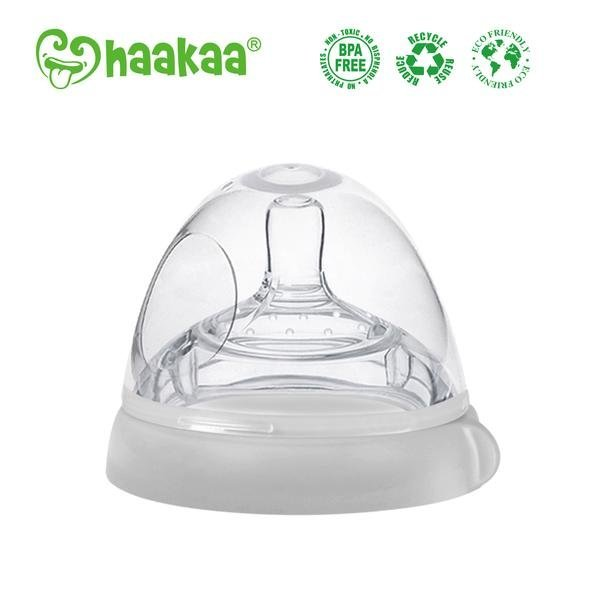 View larger image of Silicone Gen3 Baby Bottle Nipple