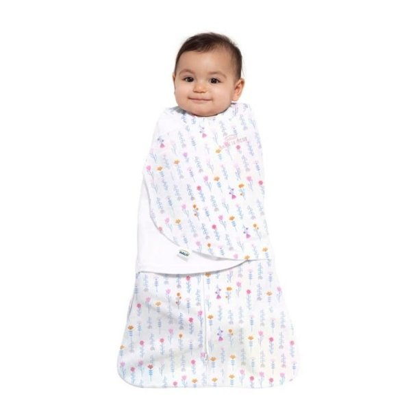 View larger image of Cotton Sleep Sack Swaddle 1.5 TOG
