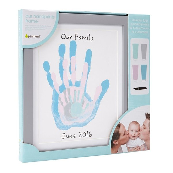 View larger image of Family Handprint Frame