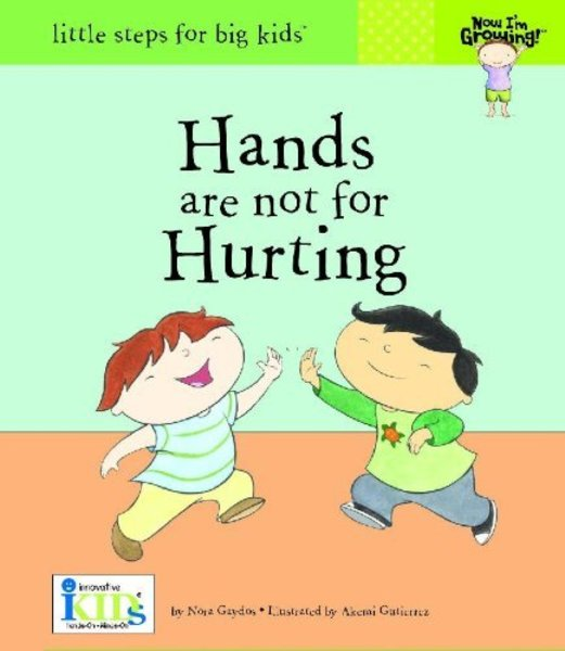 View larger image of Hands are not for Hurting Book