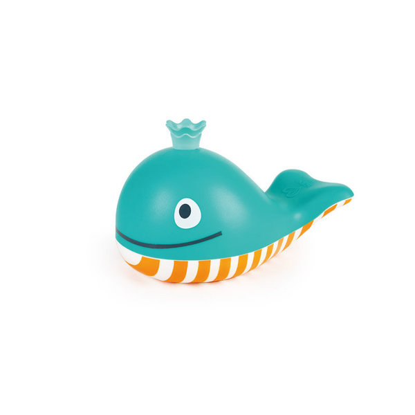 View larger image of Bubble Blowing Whale Bath Toy
