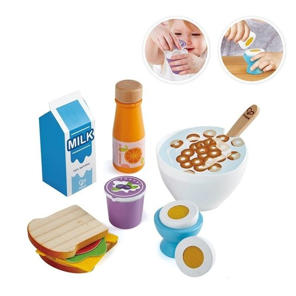 View larger image of Delicious Breakfast Playset