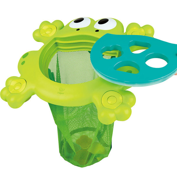 View larger image of Feed-Me Frog Bath Toy
