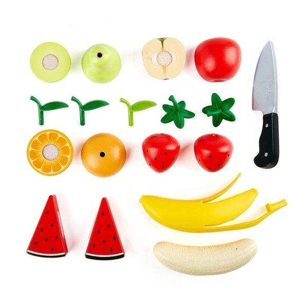 View larger image of Healthy Fruit Playset