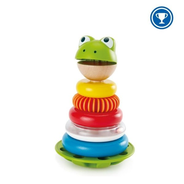 View larger image of Mr. Frog Stacking Rings
