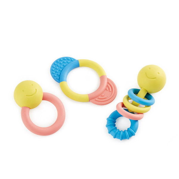 View larger image of Rattle and Teether Collection