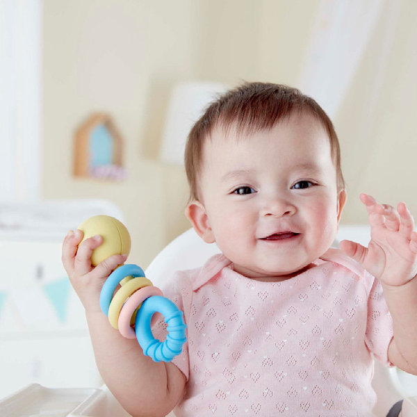 View larger image of Rattling Ring Teether