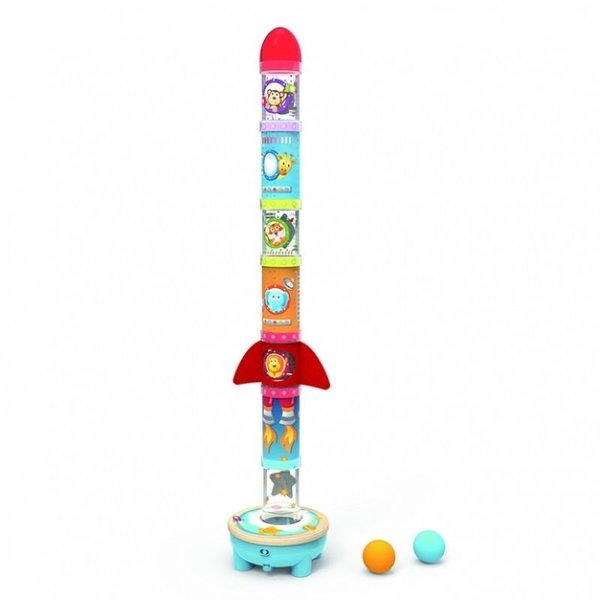 View larger image of Rocket Ball Air Stacker