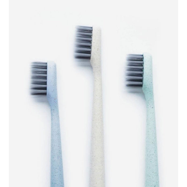 View larger image of Biodegradable Charcoal Toothbrush